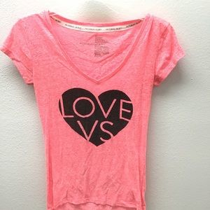 Victoria Secret Pink T-shirt Small ladies